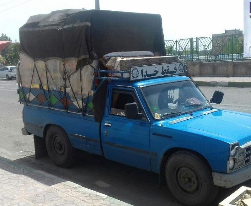 انواع خدمات ارسال بار نیسان به تبریز