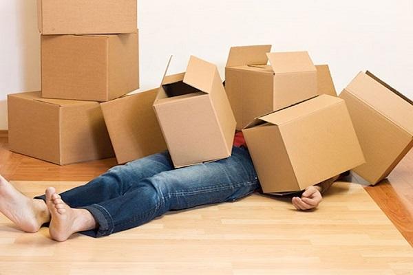 اقدامات بسته بندی ارسال اثاثیه منزل با نیسان