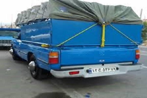 انواع خدمات ارسال اثاثیه منزل با نیسان