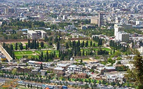 باربری نیسان به شیراز